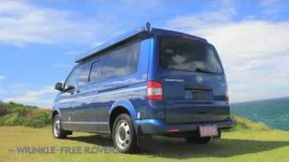 VW T5 Twin Turbo Campervan