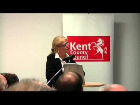 Laura Sandys at the Regional Growth Fund Launch