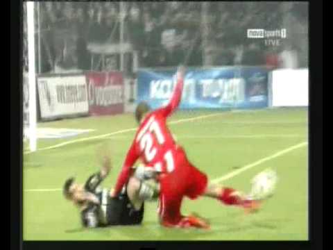 PAOK-olympiakos vitolo goal 13/3/2011 2011.
