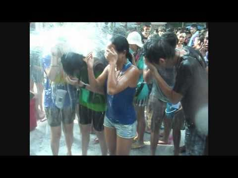 Songkran 2011 – Silom Style Part 1