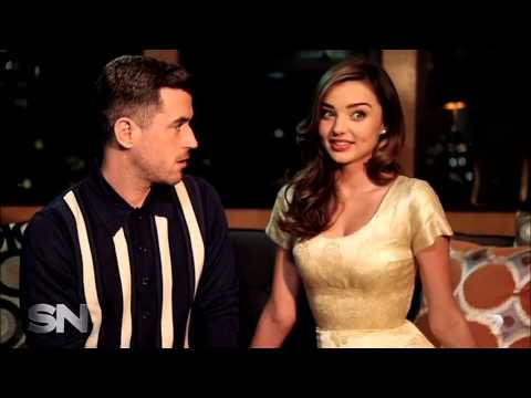 Miranda Kerr joins Sunday Night for an exclusive look at her music video