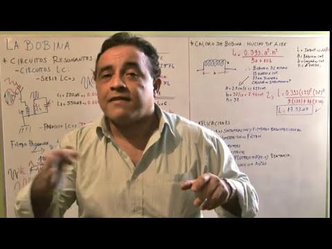 Aprendamos Electrónica Juntos - Cap 3 - La Bobina Teoría Circuito Resonante Tanque LC - Parte6