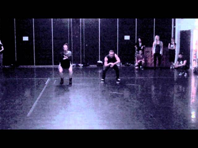 "Marko Panzic & Renee Ritchie Choreography - Sam Sparro ""Shades Of Grey"""