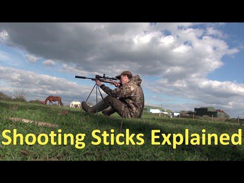 How to make Shooting Sticks