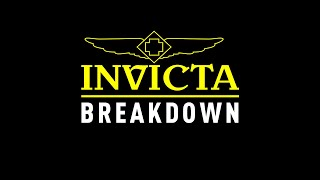 Invicta Breakdown 11.05