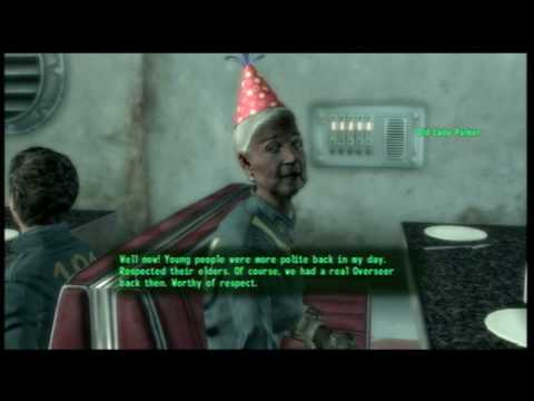 Storm's Birthday with Fallout 3