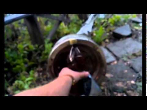 Боеприпасы, которыми обстреляли Зоринск