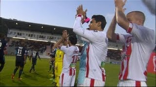 AC Ajaccio - AS Nancy-Lorraine (1-1) - Highlights (ACA - ASNL)