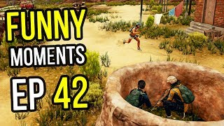 PUBG: Funny Moments Ep. 42