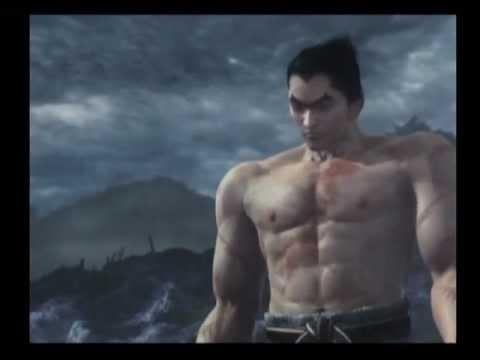 Tekken 5 - Kazuya Mishima Ending - Hq video