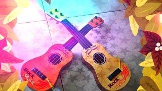 Đàn Guitar cho bé yêu