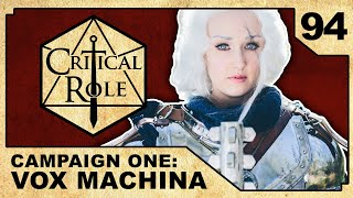Jugs and Rods   Critical Role RPG Episode 94