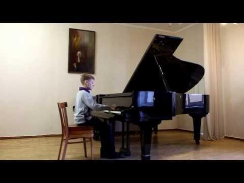 Бах Иоганн Себастьян - BWV 882 - Прелюдия №13 (фа-диез мажор)