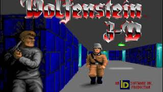 wolfenstein 3d - menu theme