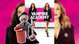 vampire academy is a garbage movie