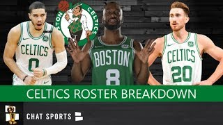 Celtics Roster Breakdown: Analyzing Boston's Entire Roster Ahead Of The 2019-20 NBA Season
