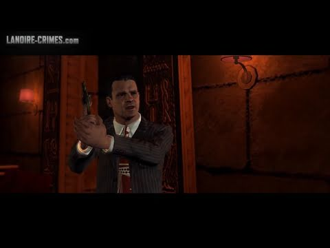 LA Noire - Walkthrough - Mission #15 - The Set Up (5 Star)