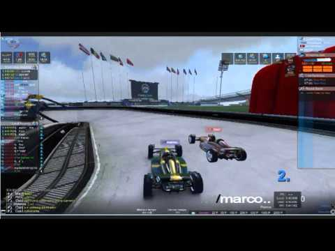 TMM CUP TOW VS F1 part1#13