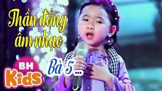 Bà Năm - Không Tin Nỗi giọng ca 4 Tuổi khiến khán giả mê mẩn Bé CANDY Ngọc Hà