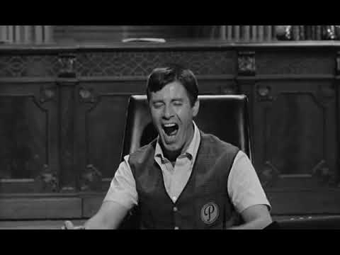 Jerry Lewis - 1961 - The Errand Boy
