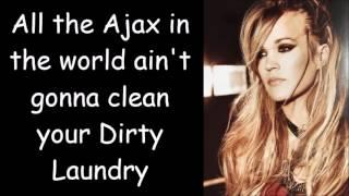 Download Lagu Carrie Underwood ~ Dirty Laundry (Lyrics) Gratis STAFABAND