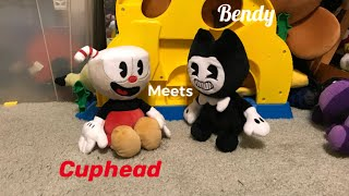 Bendy And The Ink Machine Plush: Bendy Meets Cuphead