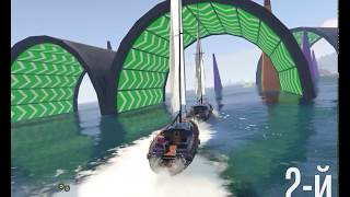Играем с друзьями в Grand Theft Auto V