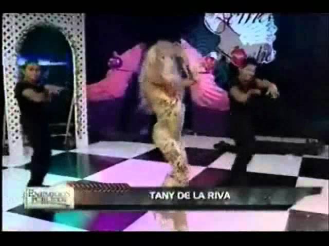 TANY DE LA RIVA - REYNA DE LA NOCHE