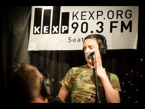 The Thermals - You Will Be Free (Live @ KEXP, 2013)