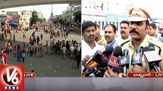 DCP Satyanarayana About Security Arrangements In Old City | Ganesh Immersion 2018