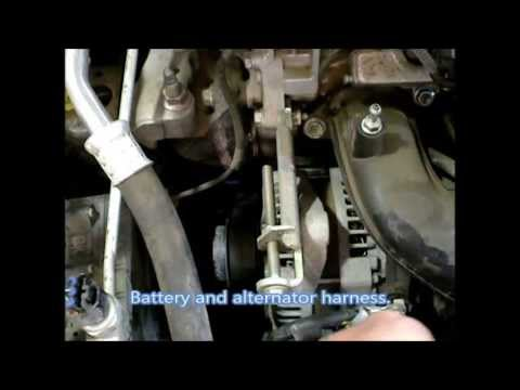2009 Corolla 2zr Fe 1 8l Water Pump Replacement Youtube