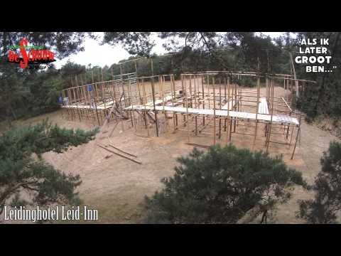 Timelapse & Bouw Leid-Inn Verkennerskamp 2014 (vernieuwde versie)