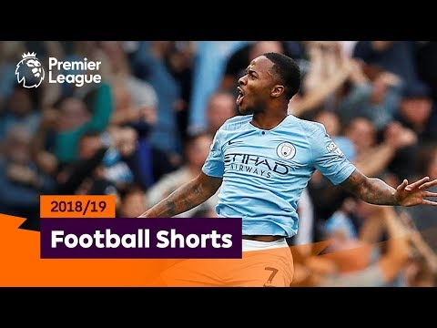 Miraculous Goals  Premier League 201819  Sterling, Aubameyang, Mane