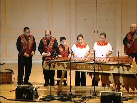 Marimba Linda Xelaju: Guatemalan Marimba Music from Maryland