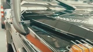 Mercedes classe G salon de production nationale 2018
