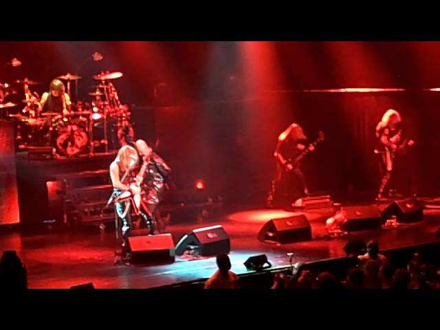 Judas Priest-Victim of Changes-Opening night of 2014 Tour