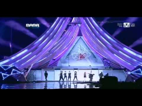 2011 MAMA Highlight-2NE1 'I am the best'