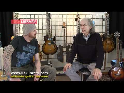 Steve Howe - Yes Tour 2011 - Interview With Jamie Humphries Licklibrary