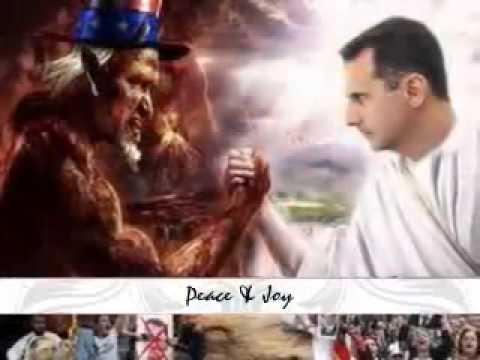 Bashar Al Assad Music 7abiha
