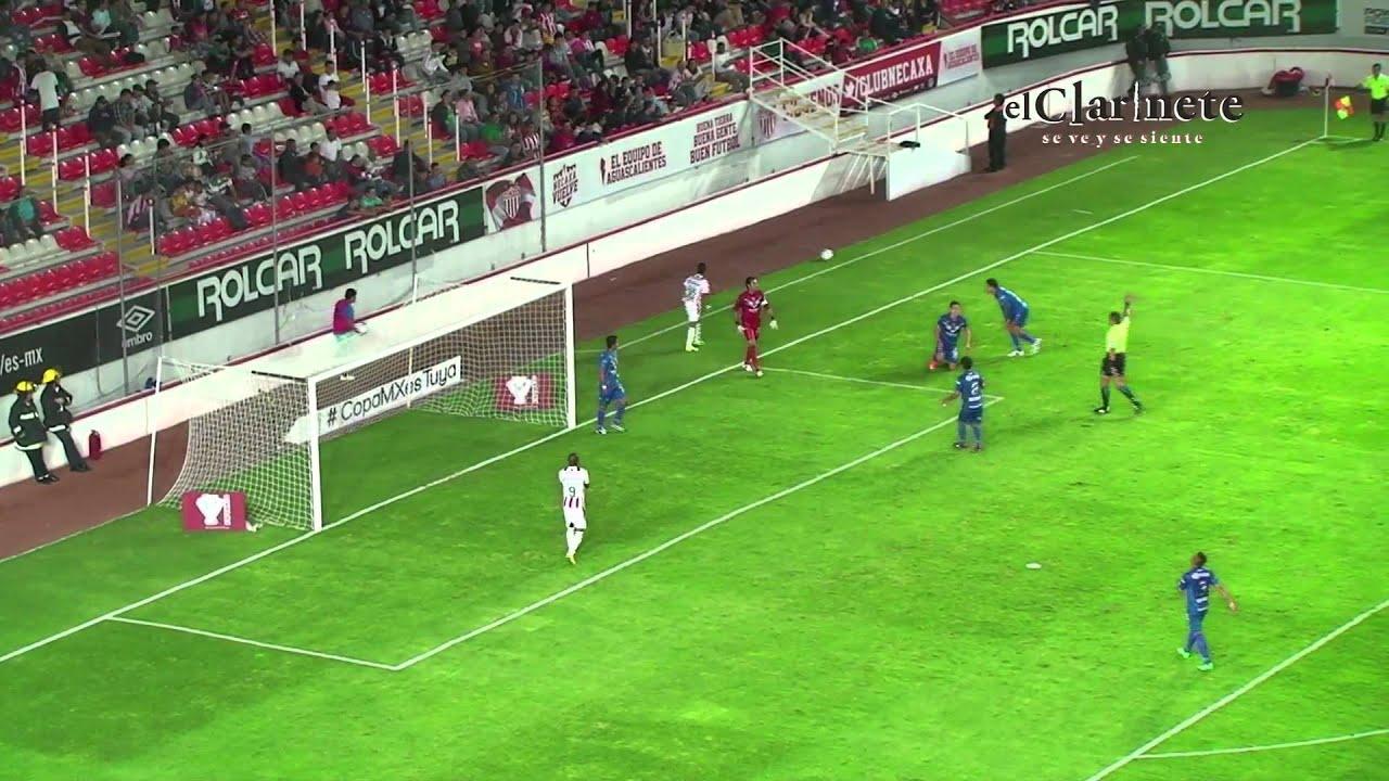 Necaxa 2-1 Celaya FC