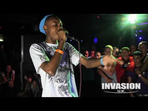 Step Up - Under 16's Semi Final [M Dot Vs Kush]