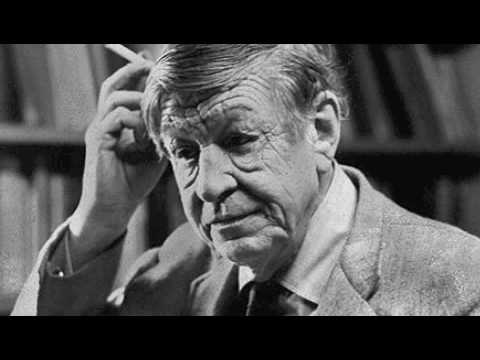 W.H. Auden reads In Memory of W.B. Yeats (I)
