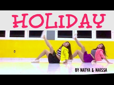 Girls' Generation 소녀시대 HOLIDAY DANCE COVER ♥