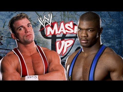 WWE Mashup - Charlie Haas vs Shelton Benjamin (Eric Minnesota...