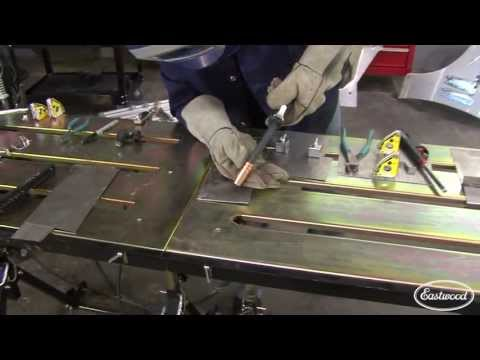 Welding Basics & How-to MIG Weld - Livestream Part 1 of 2 with Kevin Tetz - Eastwood