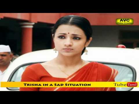 Trisha in a Sad Situation