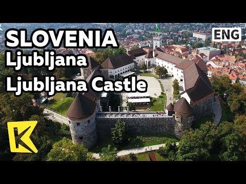【K】Slovenia Travel-Ljubljana[슬로베니아 여행-류블랴나]랜드마크 류블랴나 성/Ljubljana Castle/Landmark/Slavs/Observatory
