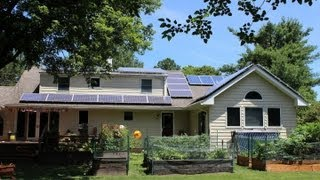 Net Zero House & Car in New Jersey  Solar PV Thermal Geothermal No utility bills