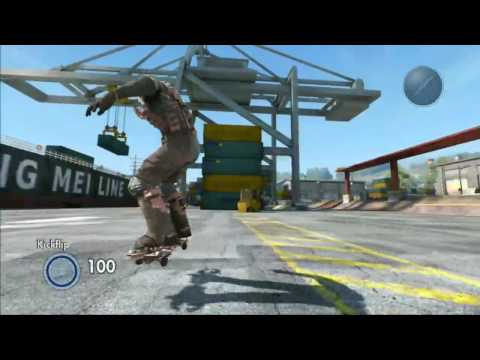 Skate 3 - Extra Skaters & Cheat Codes