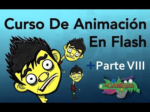 Curso De Animacion Digital En Flash CS6 - Como animar un personaje caminando (como un profesional)